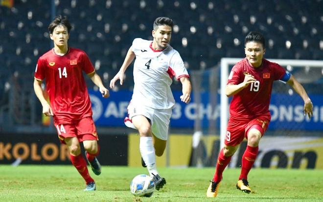 Lịch thi đấu bóng đá hôm nay ngày 16/1,U23 Việt Nam gặp U23 Triều Tiên lúc 20h15. (Ảnh AFC)