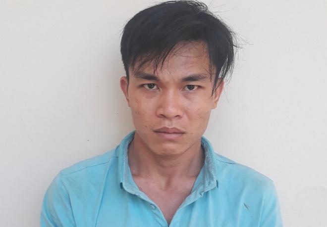 Đối tượng Nguyễn Chí Tâm. Ảnh: CAND