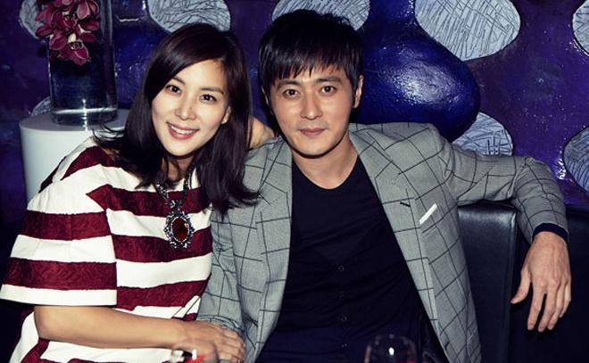 Go So Young và Jang Dong Gun