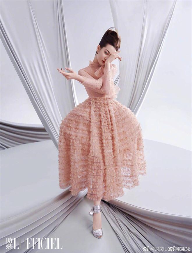 Thần thái và nhan sắc của mỹ nhân Cbiz trong loạt hình chụp cho tạp chí thời trang hàng đầu số ra tháng 2 năm 2020