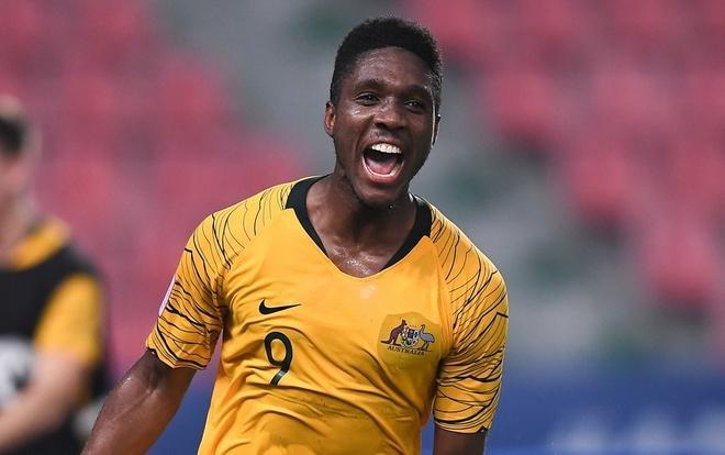 Thắng nghẹt thở U23 Syria, U23 Australia vào bán kết U23 châu Á 2020. (Ảnh AFC)