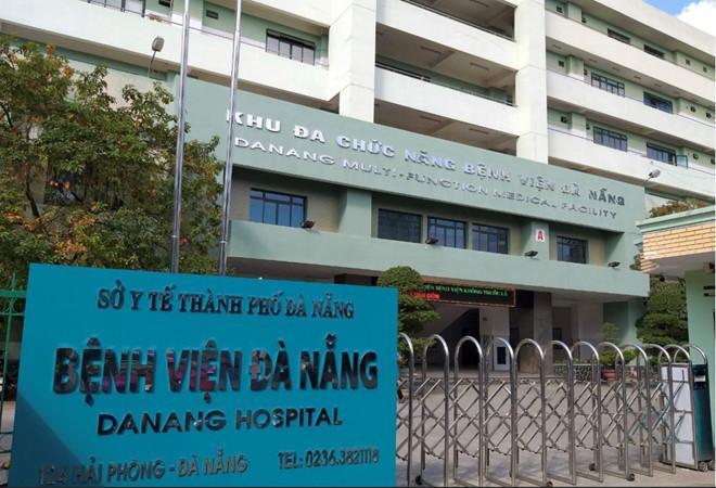 Bệnh viện Đà Nẵng được xác định là tuyến đầu trong việc phòng, chống bệnh viêm phổi mới này. Nguồn ảnh: Thanh Niên Online