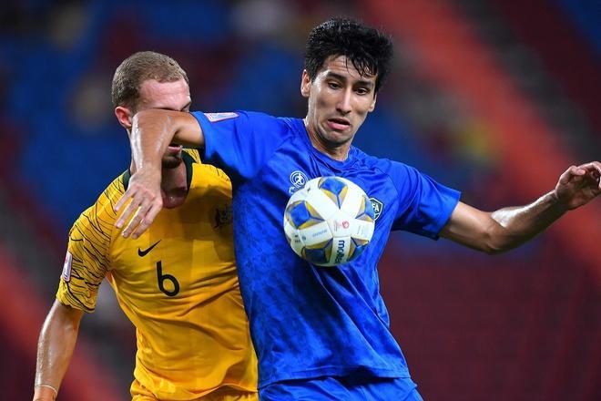 U23Uzbekistan đã chơi không tốt trướcU23 Australia nên thất bại 0-1 ở trận tranh hạng Ba U23 châu Á 2020.Ảnh: AFC