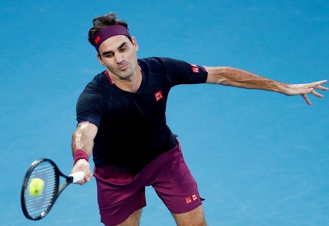Roger Federer là hiện thân cho sự tài hoa và bền bỉ của làng banh nỉ thế giới nhưng ở tuổi 38 là rào cản rất lớn để anh có thể tiếp tục bay cao ở Australian Open. Ảnh:Reuters.