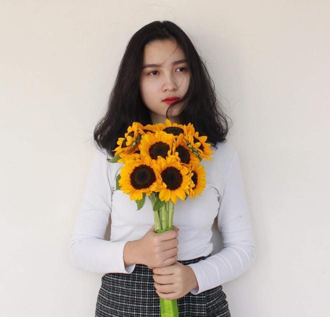 Dàn hoa khôi 10X tài sắc vẹn toàn và sở hữu chiều cao trên 1,70 m khiến người người ngưỡng mộ ảnh 7