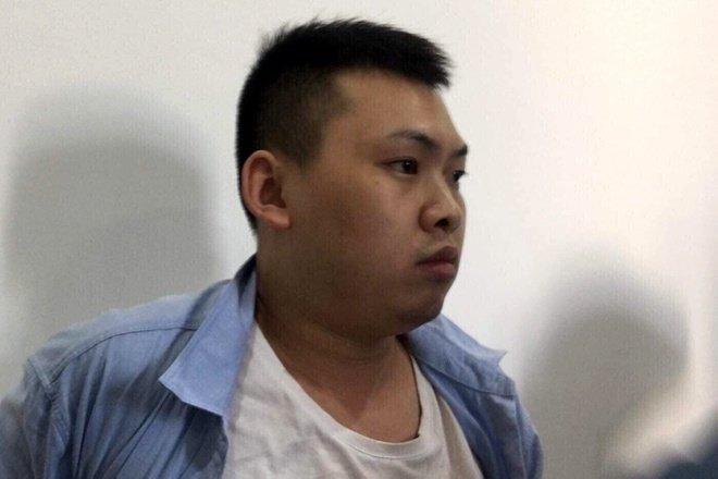 Một nghi phạm của vụ án. Ảnh: Zing.vn