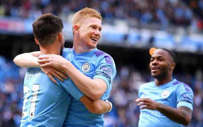 Lịch thi đấu bóng đá hôm nay,Manchester City gặp West Ham United lúc 23h30.