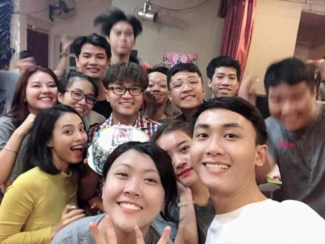 MC Đại Nghĩa chia sẻ bức ảnh kỉ niệm cùng diễn viên Phương Trang