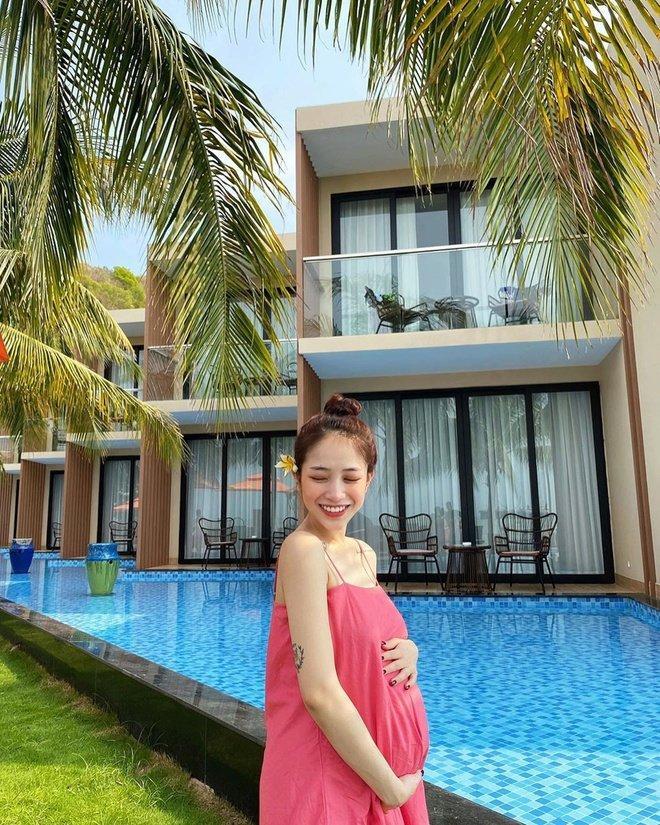 Sau 2 tháng kết hôn, Joyce Phạm đã có tin vui.