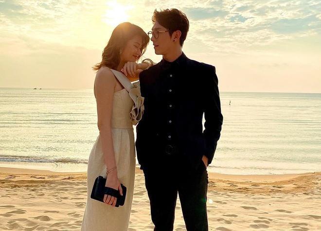 Sau bức ảnh chụp cùng Song Luân, siêu mẫu Trần Thu Hằng bức xúc khi bị gọi là người yêu anh T, người tình anh L ảnh 0