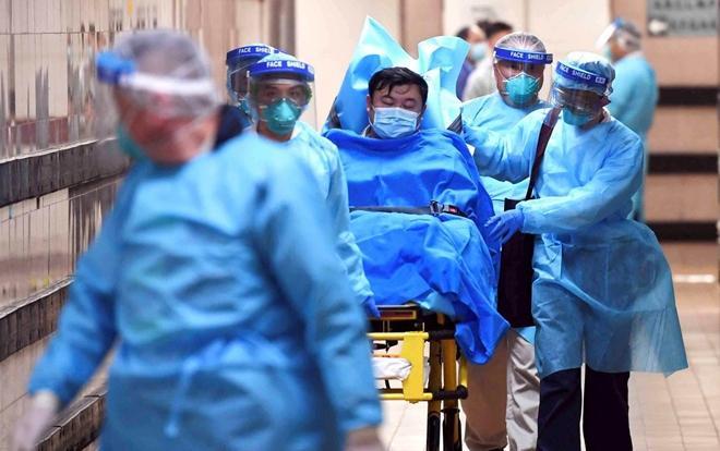 Hong Kong có ca thứ hai tử vong do nhiễm virus corona. Ảnh minh họa
