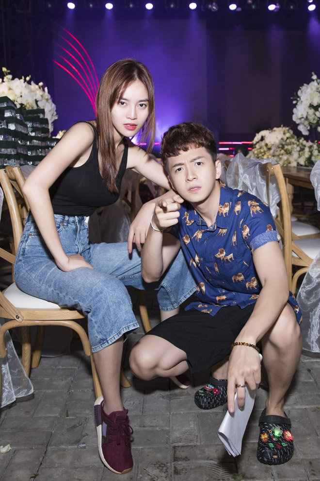 Ế show mùa Corona, Ngô Kiến Huy và Ninh Dương Lan Ngọc ủ mưu quay MV ca khúc mới? ảnh 2