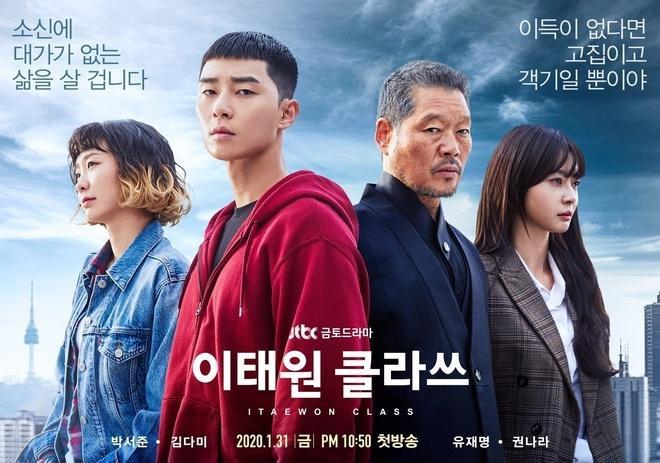 Sức hút đặc biệt của bộ phim Hàn Quốc 'Itaewon Class' sau siêu phẩm 'Hạ cánh nơi anh' ảnh 3