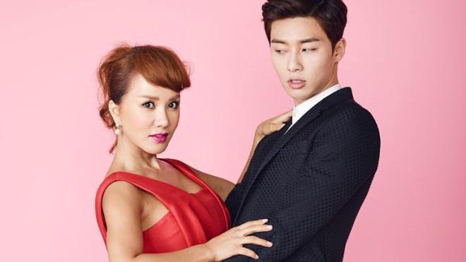 """Park Seo Joon gấy ấn tượng trong """"Chuyện tình phù thủy"""" đóng cặp với bạn diễn hơn 14 tuổi"""