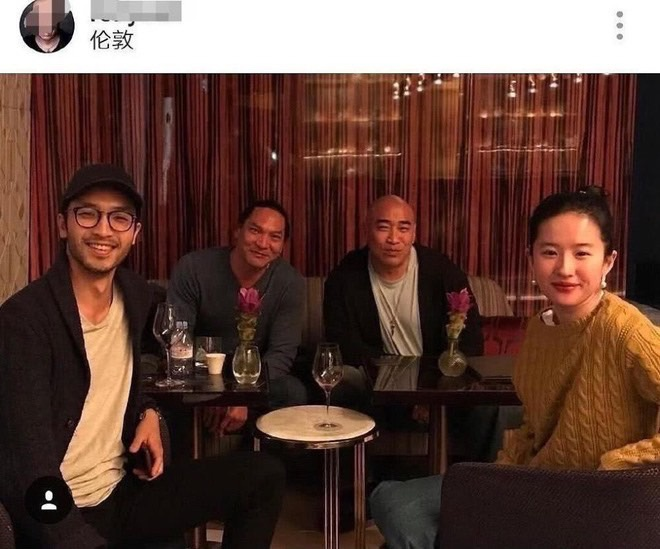 Lưu Diệc Phi khiến netizen bàng hoàng vì cân nặng lên xuống như đồ thị hình Sin ảnh 0