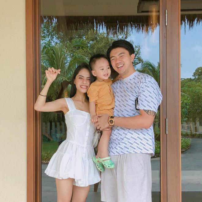 Nhan sắc cực phẩm của các thành viên <a target='_blank' href='https://phunusuckhoe.vn/gia-dinh-ca-nuong-kieu-anh.topic'>gia đình ca nương Kiều Anh</a> lần đầu được tiết lộ ảnh 0