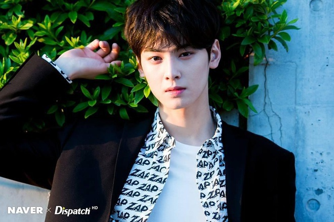 Điều này đã chứng tỏ 100% Cha Eunwoo (ASTRO) là cậu con trai hiếu thảo! ảnh 6