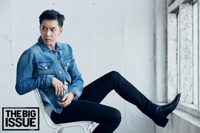 Hai trai đẹp Lee Seung Gi và Choi Jin Hyuk có thể hóa thân thành những kẻ biến thái trong phim Mouse ảnh 3