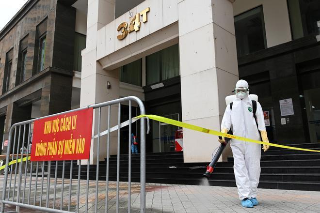 Bộ Y tế ra thông báo khẩn số 11 tìm người từng đến những địa điểm nữ phóng viên đã có mặt ảnh 2