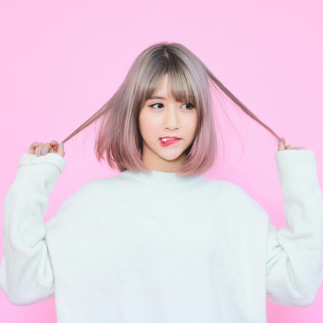 Ai như Quỳnh Anh Shyn, cứ quần quật đổi màu tóc độc lạ khiến fan liên tục mắt tròn mắt dẹt ảnh 16