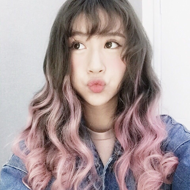 Ai như Quỳnh Anh Shyn, cứ quần quật đổi màu tóc độc lạ khiến fan liên tục mắt tròn mắt dẹt ảnh 7
