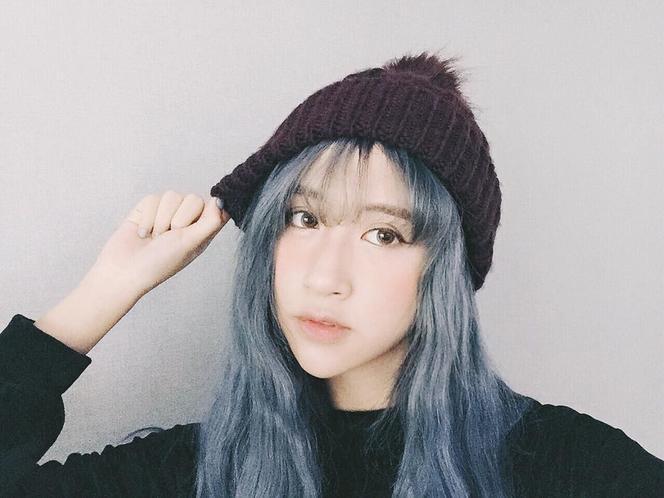 Ai như Quỳnh Anh Shyn, cứ quần quật đổi màu tóc độc lạ khiến fan liên tục mắt tròn mắt dẹt ảnh 14