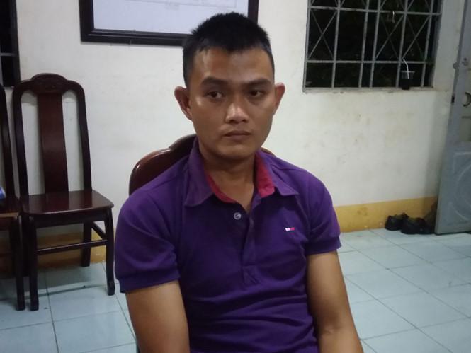 Đối tượng Huỳnh Ngọc Tình. Ảnh: báo Thanh Niên.