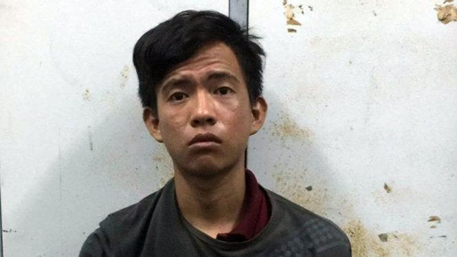 Bị cáo Nguyễn Khắc Hải. Ảnh: báo Lao Động.