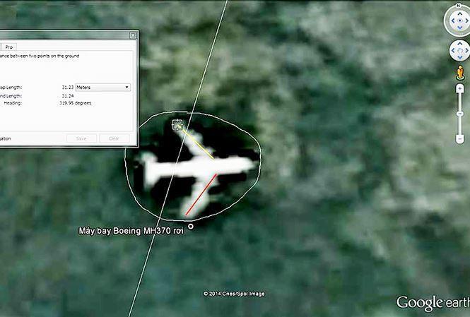 Tìm thấy máy bay MH370 là thông tin thất thiệt