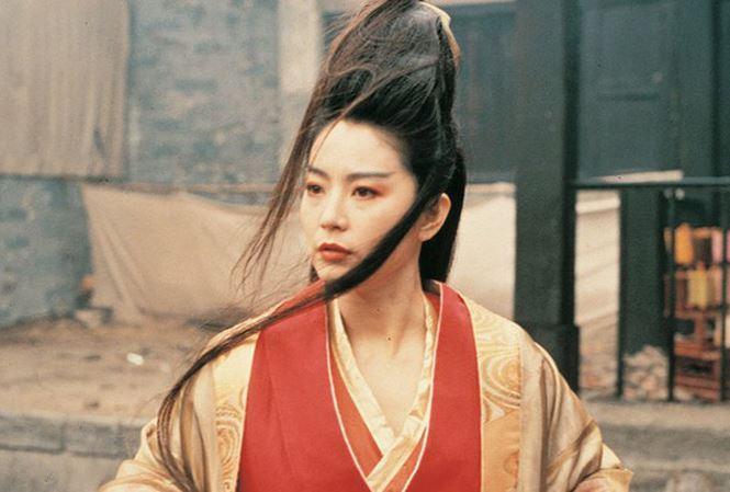 Đông Phương Bất Bại Lâm Thanh Hà đã trở thành giáo chủ kinh điển trong các bộ phim chuyển thể từ tiểu thuyết của Kim Dung