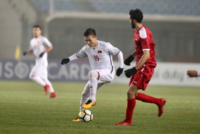 Bóng đá Việt Nam rất có duyên gặp các đội bóng Tây Á thời gian gần đây.