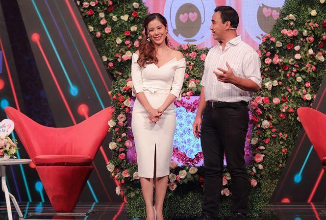 Nam Thư không được khán giả đón nhận khi đảm nhận vai trò MC dẫn dắt ở show hẹn hò.
