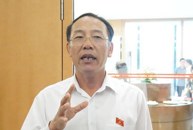 Thiếu tướng Sùng A Hồng - Giám đốc Công an tỉnh Điện Biên.