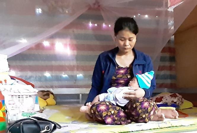 Cô Đỗ Kim The. Ảnh: Báo Tiền Phong
