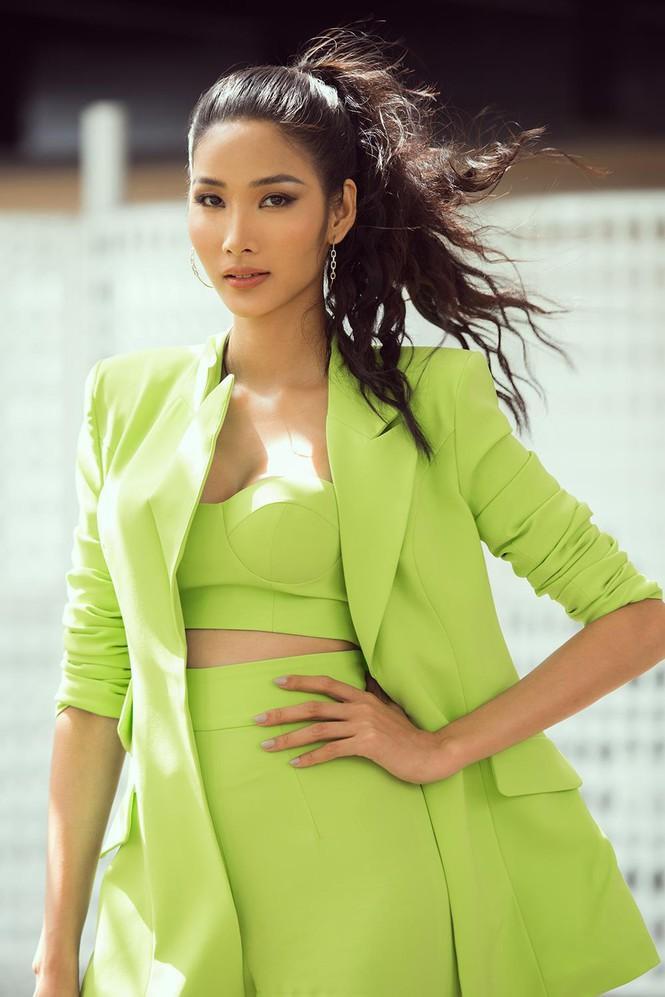 Bị đồn nâng cấp vòng 1, Hoàng Thùy hạ quyết tâm: Tôi sẽ mang vương miện Miss Universe về Việt Nam ảnh 0