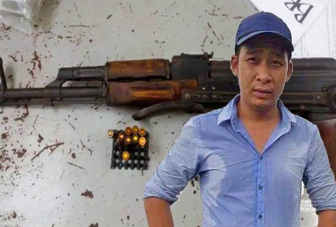 Tuấn 'khỉ' vừa bị yêu cầu bồi thường 40 triệu cho hành vi con bò trúng đạn chết. Ảnh: báo Tiền Phong