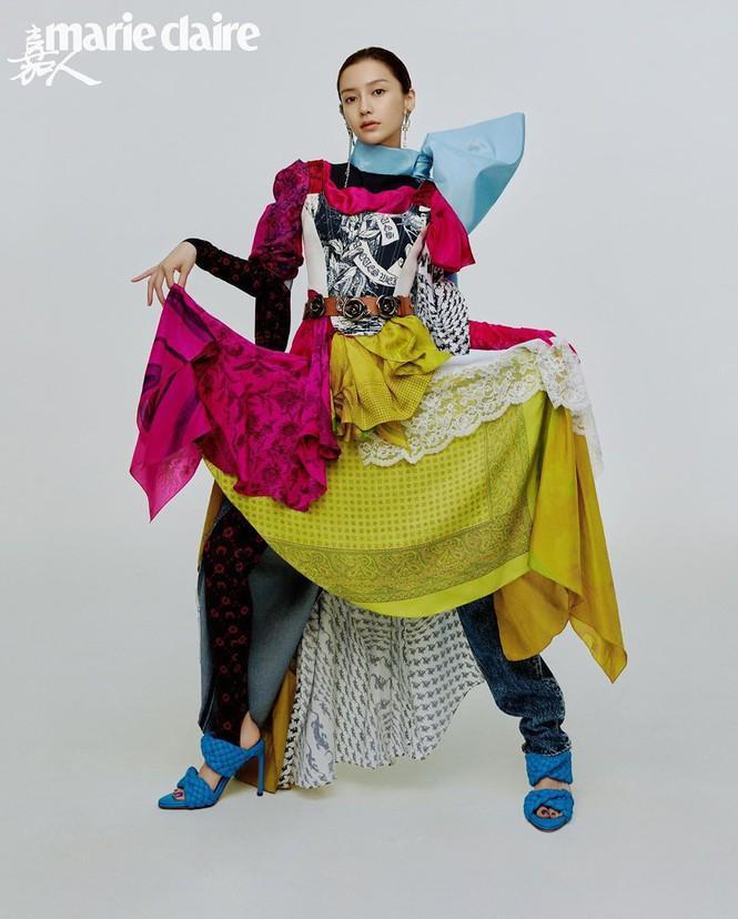Angelababy khoác trên mình những thiết kế đến từ BST Dior pre-fall 2020