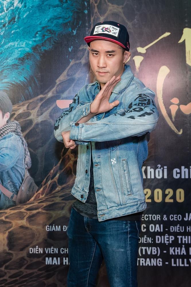 Bí mật đảo Linh Xà: Dàn diễn viên Việt Nam và quốc tế cùng đọ sắc thêm thảm đỏ ảnh 9