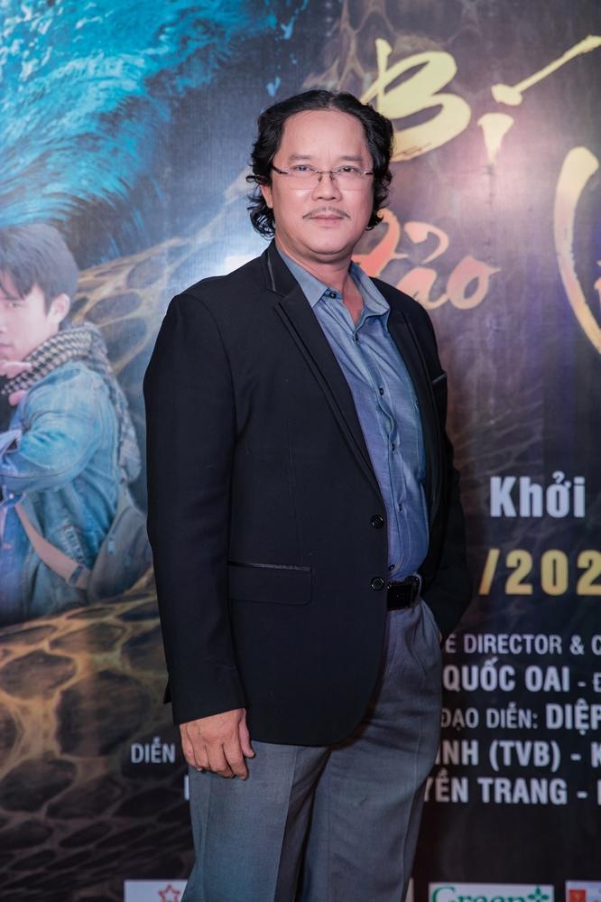 Bí mật đảo Linh Xà: Dàn diễn viên Việt Nam và quốc tế cùng đọ sắc thêm thảm đỏ ảnh 14