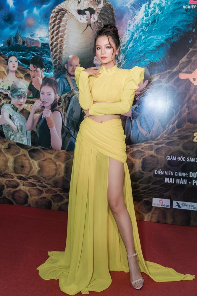 Bí mật đảo Linh Xà: Dàn diễn viên Việt Nam và quốc tế cùng đọ sắc thêm thảm đỏ ảnh 2