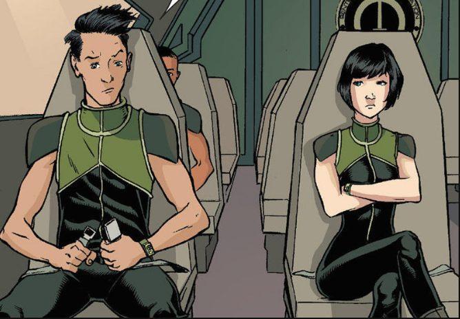 Những nhân vật LGBT trong 2 vũ trụ truyện tranh Marvel và DC chờ ngày come out trên màn ảnh rộng, bạn biết những ai? (Phần 2) ảnh 13