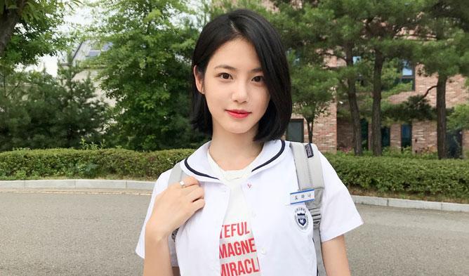 Xinh đẹp ngay từ buổi thử vai đầu tiên, Shin Yeeun khiến cư dân mạng phát cuồng bởi vẻ ngoài thu hút của mình ảnh 0