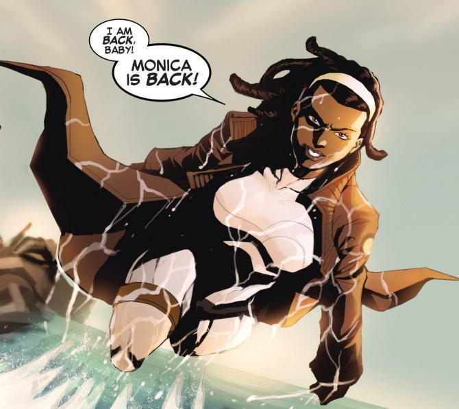 Monica là siêu anh hùng trong thế giới truyện tranh, vậy thì với MCU thì sao?