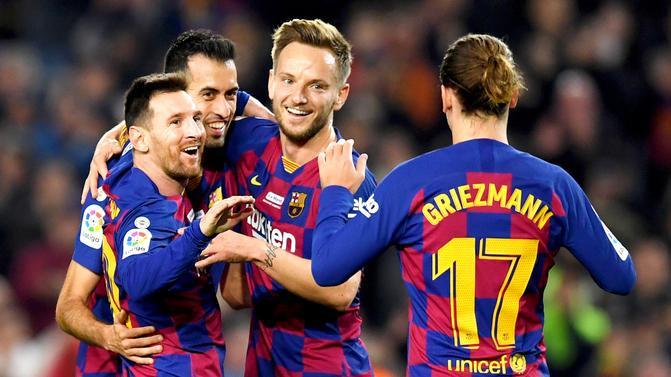 Lịch thi đấu bóng đá hôm nay, Athletic Club gặp Barcelona lúc 03h00.