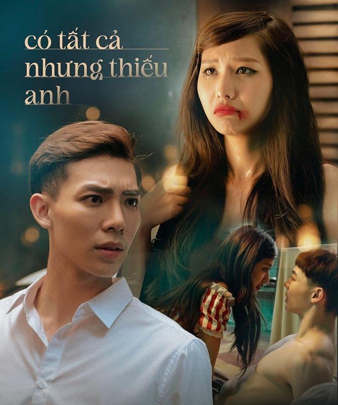 Poster MV Có tất cả nhưng thiếu anh được Erik hé lộ.