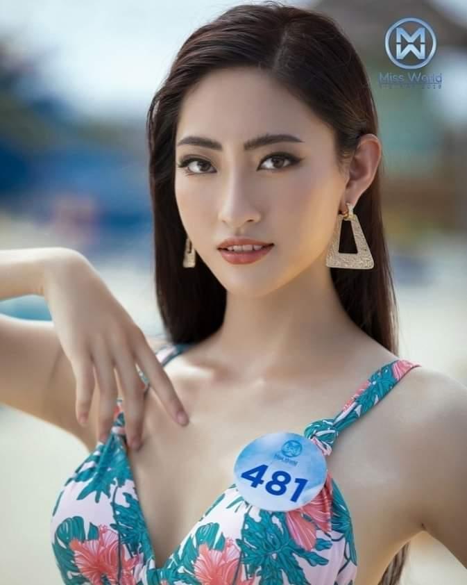 """Ngay từ những ngày đầu tham gia cuộc thi, Lương Thị Linh đã được nhận định là một thí sinh """"nặng kí""""."""