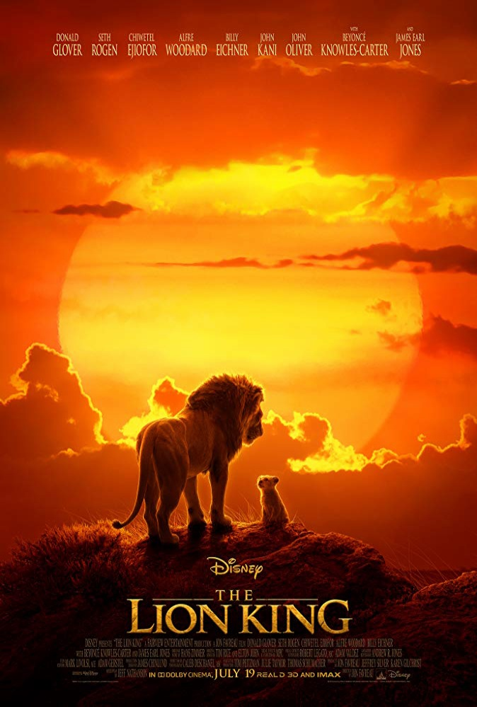 """""""The Lion King"""" Poster"""