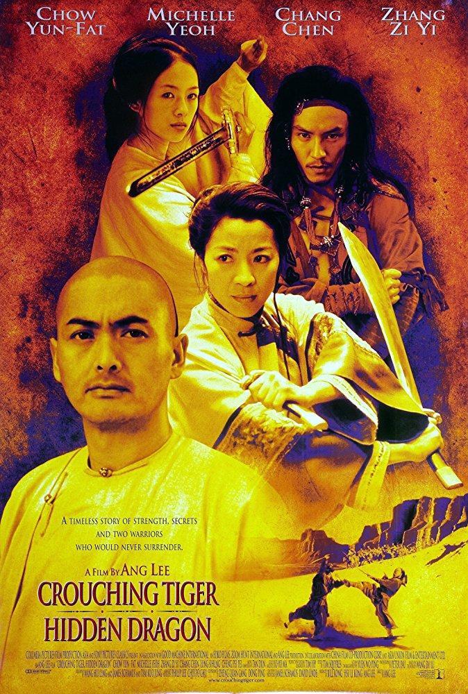 Ngọa hổ tàng long đưa tên tuổi của đạo diễn Lý An đến với khán giả toàn thế giới.