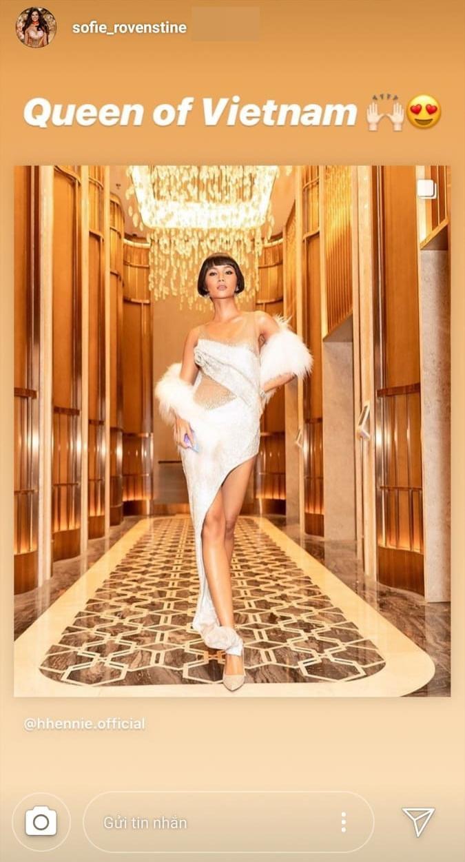 Được ngợi khen thế này, H'Hen Niê có nên castingVictoria's Secret Fashion Show?