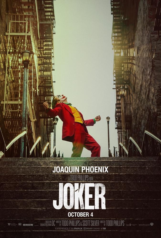 """Poster mới nhất của """"Joker""""."""